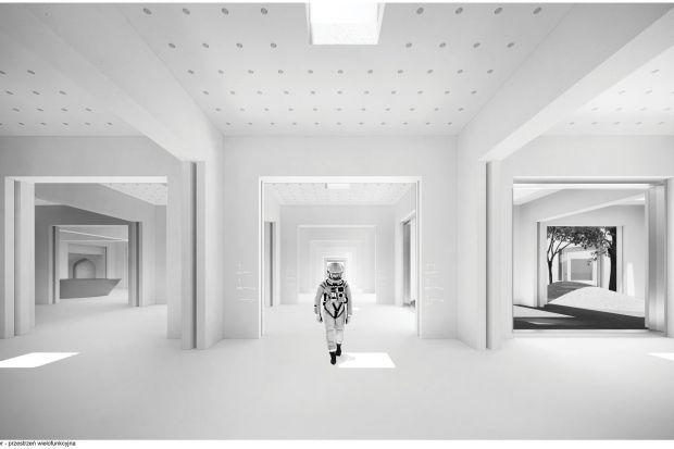 Planeta Lem - retrofuturystyczna wizja nowoczesnej instytucji kultury