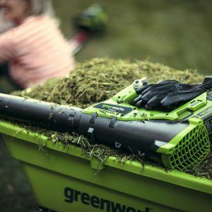 Wiosenne prace w ogrodzie. Fot. Greenworks/Lange Łukaszuk