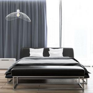 Modna sypialnia, kolekcja oświetlenie z serii Tuckano i Holly. Fot. Activejet