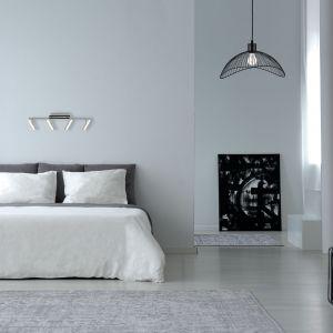 Modna sypialnia, kolekcja oświetlenie z serii Tuckano, Holly i Xenia. Fot. Activejet