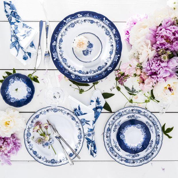 Piękna porcelana - inspiracje na pierwszy dzień wiosny!