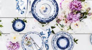 Pierwszy dzień wiosny najlepiej uczcić zdrowymi sałatkami z nowalijek oraz lekkimi owocowymi deserami podanymi na pięknej porcelanie.