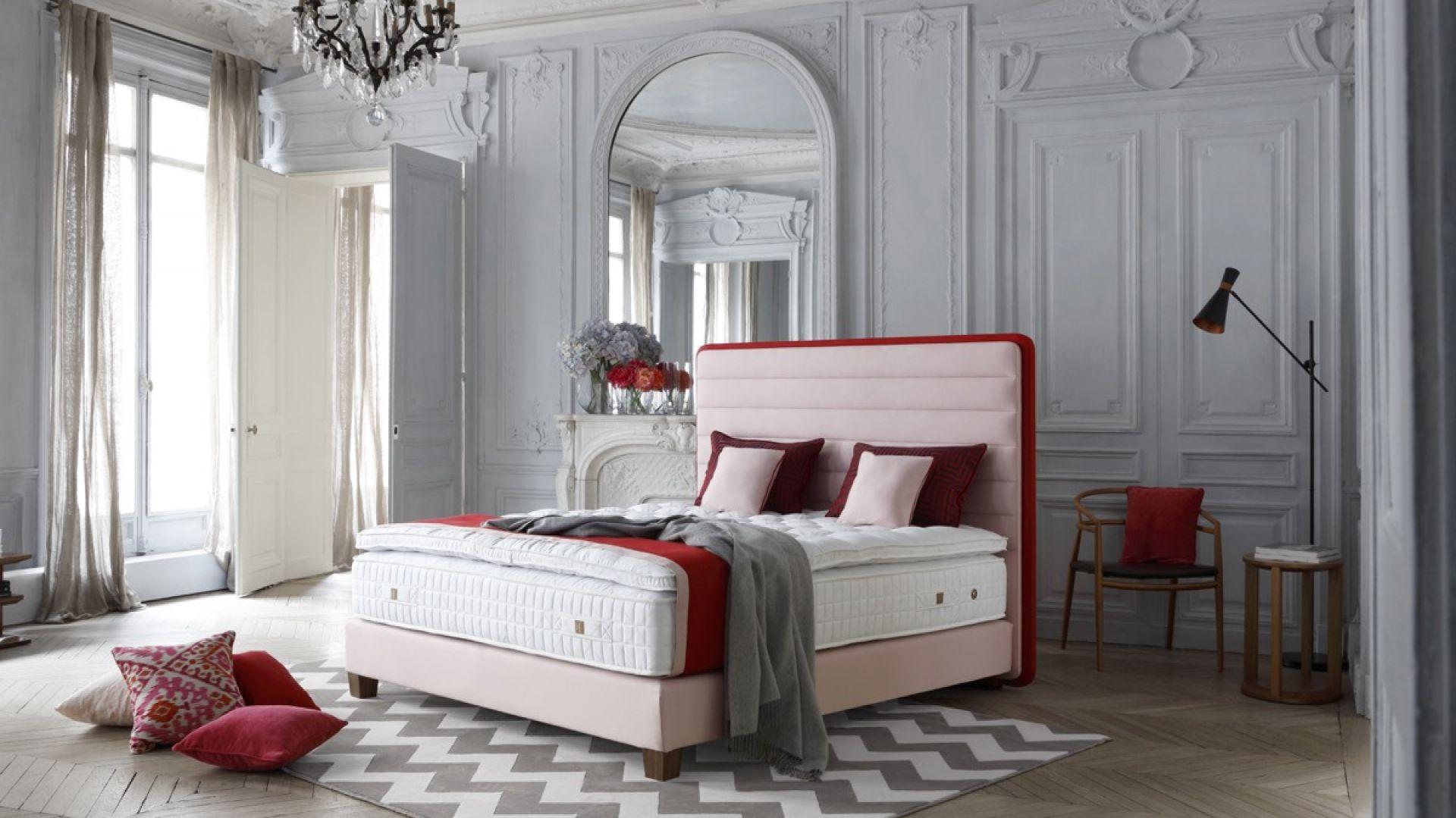 Luksusowa Sypialnia Poznaj łóżka Francuskiej Marki