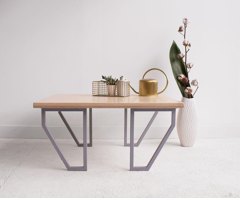 Stół z kolekcji Lit. Fot. Wood Republic