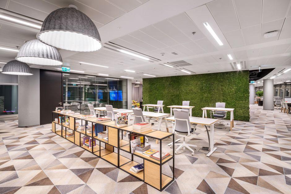 Przyjazne, naturalne i  innowacyjne biuro: zobacz najnowszą realizację Massive Design