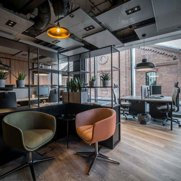 Biuro z klimatem w duchu warszawskiej Pragi