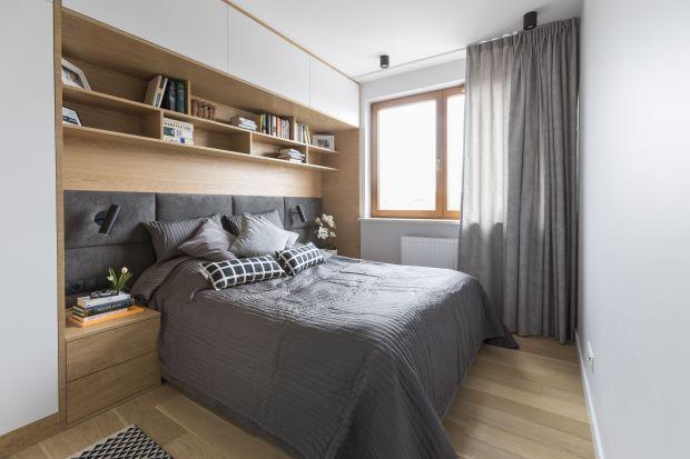 Aranżacja sypialni. 7 dobrych pomysłów