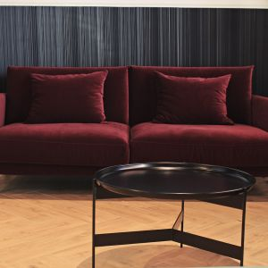 Meble do salonu: sofa Paradise. Fot. Inspirium