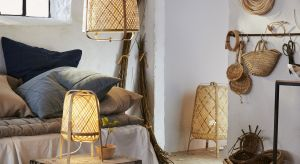 W wiosennym asortymencie dominować będą produkty wykonane z naturalnych materiałów, jak meble z rattanu, lampy z bambusa czy dywany z wełny.