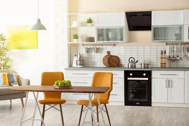 Mała kuchnia - AGD na nieduży metraż