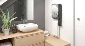 Na rynku pojawił się elektryczny grzejnik łazienkowy, który wyposażony został w lustro.
