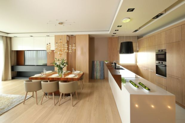 Modna kuchnia - 20 pięknych wnętrz