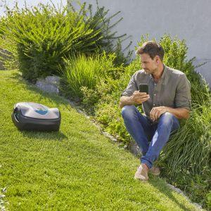 Inteligentny ogród zaoszczędzi czas. Fot. Gardena