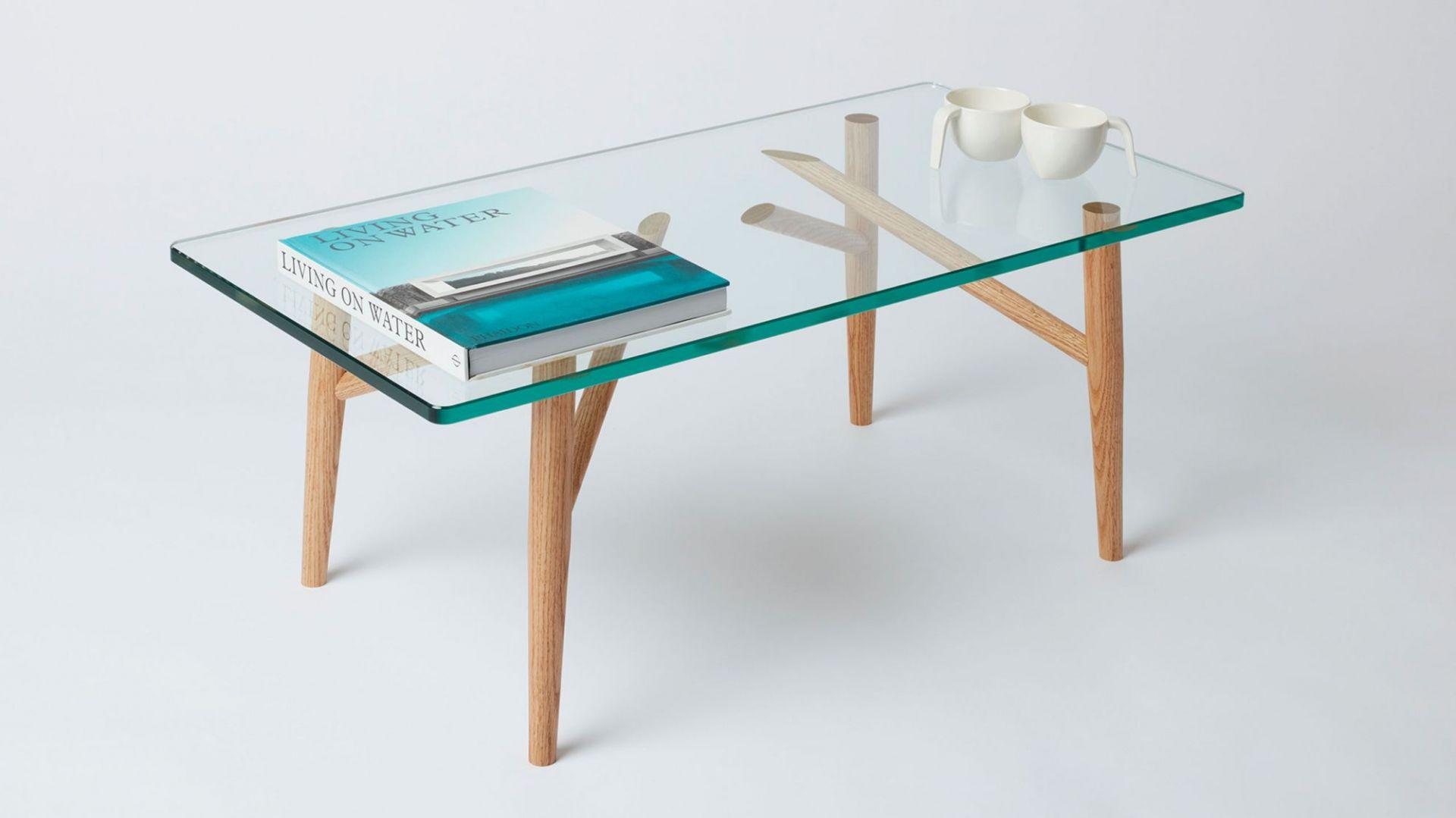Użyteczny stół, projekt: Bridge, autor: Hamish Cock. Fot. Building Crafts College (BCC)