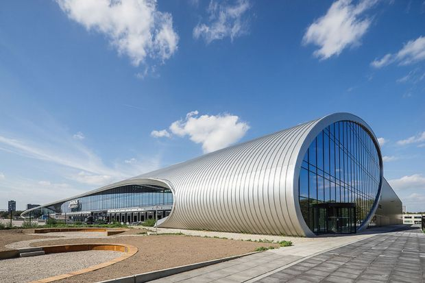 Futurystyczne projekty architektoniczne - zobacz koniecznie!
