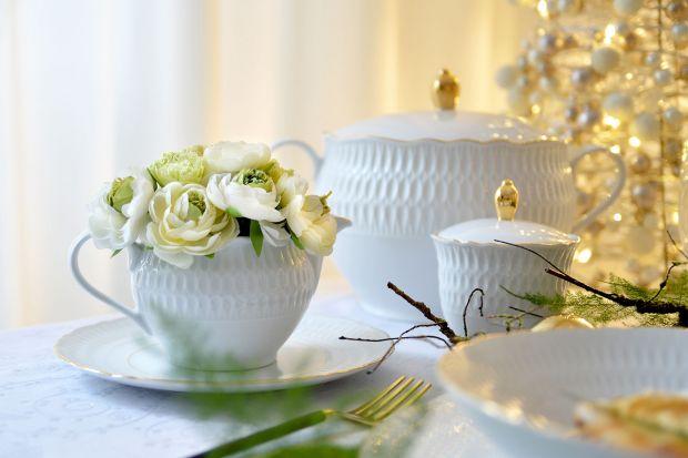 Prezent ślubny - piękne kolekcje polskiej porcelany!