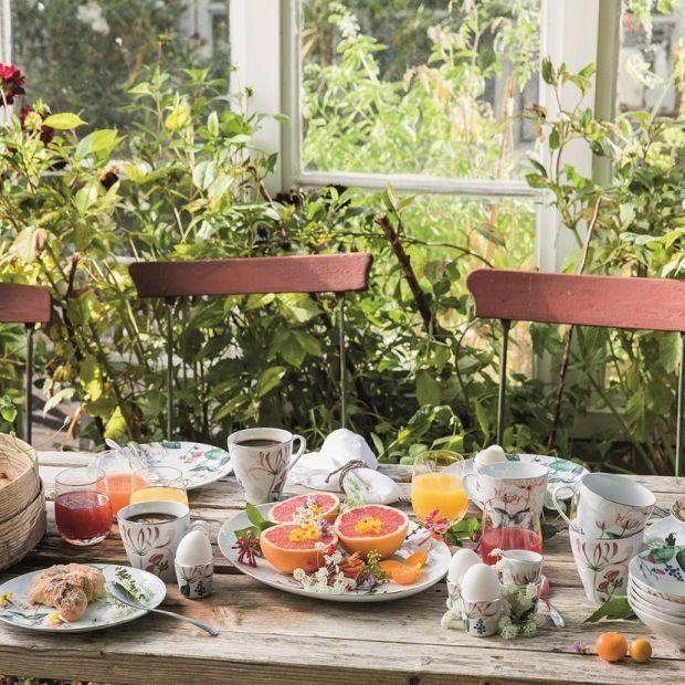 Piękna porcelana - kolekcje na wiosenne garden party