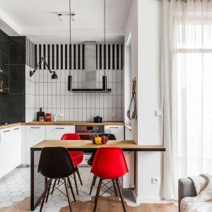Mieszkanie na wynajem. Projekt: JT Grupa. Fot. Foto&Mohito