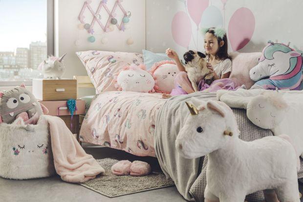 Wymarzony pokój dziecka - bajkowe dodatki i akcesoria