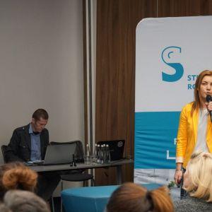 Agnieszka Poliszewska z firmy Jura
