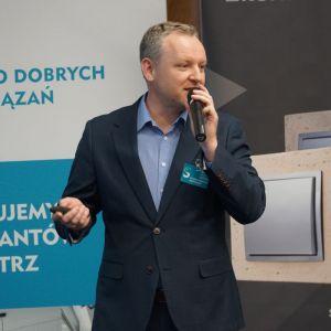 Dariusz jędrzejczak z firmy Mochnik