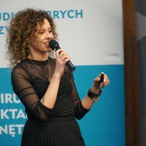 Monika Tarnowska, właścicielka agencji Lupa Marketing