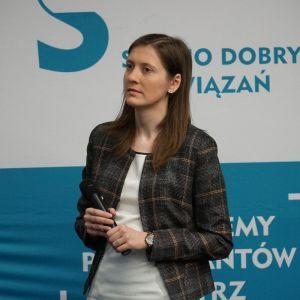 Natalia Kuraś z firmy Villeroy & Boch