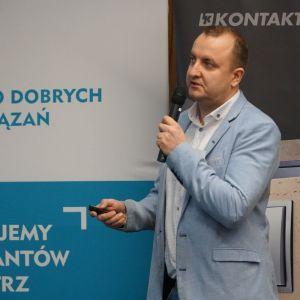 Sebastian Szwajkowski z firmy Hörmann
