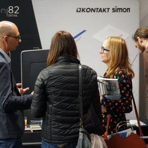 Stoisko firmy Kontakt Simon