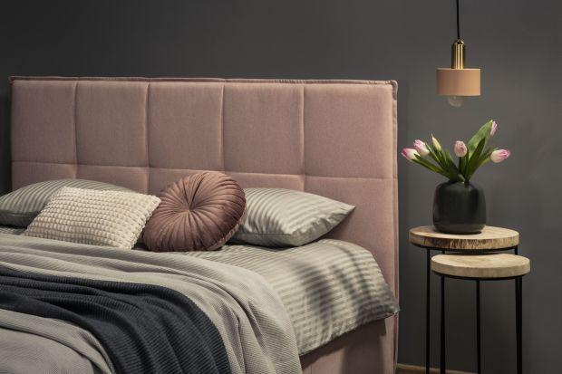 Klimatyczna sypialnia - jak łączyć kolory