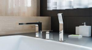 Z punktu widzenia kreowania przestrzeni łazienkowych, bardzo ważne jest także umiejętne dobranie dodatków, takich jak baterie sanitarne, które będą wpływały na pozytywny odbiór całej aranżacji.