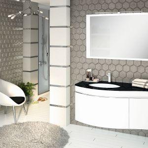 Meble do łazienki z kolekcji Vena Arte dostępne w ofercie firmy Devo. Fot. Devo