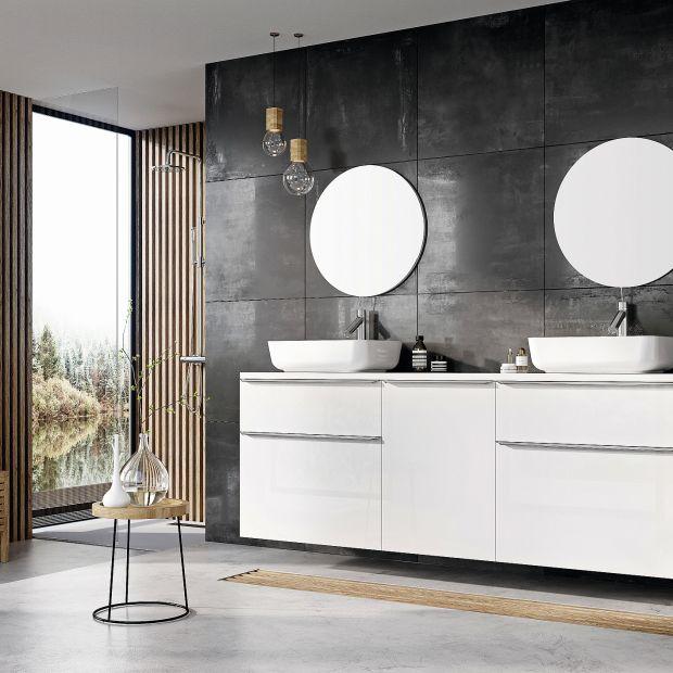 Modna łazienka: 12 kolekcji mebli