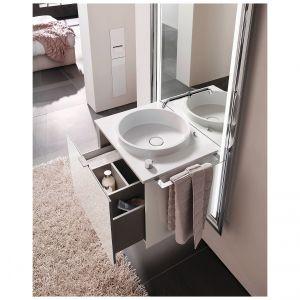 Meble do łazienki z kolekcji Emcotouch dostępne w ofercie firmy Emco. Fot. Emco