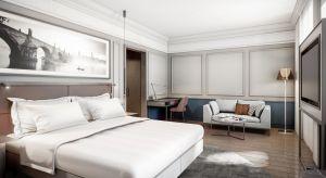 Praski hotel Raddison Blu mieści się w historycznym budynku, który wcześniej składał się z trzech niezależnych kamienic. To właśnie zewnętrzny wygląd budynku i jego historyczne elementy zainspirowały projektantów pracowni Iliard Architecture