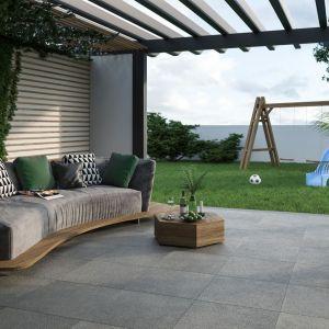 Płytki na taras i nawierzchnie ogrodowe: kolekcja Terrace 2.0. Fot. Ceramika Paradyż