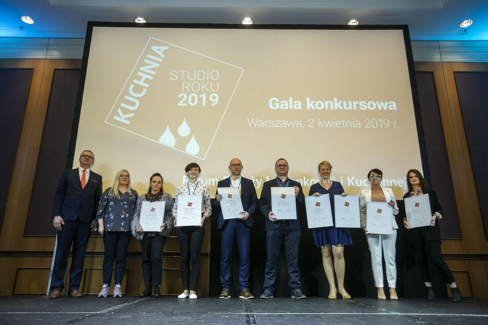Gala konkursu Kuchnia - Studio Roku 2019