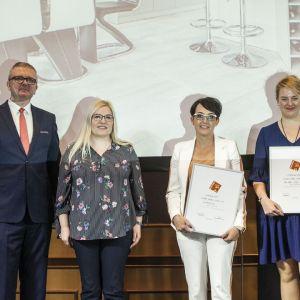 Wyróżnienia otrzymały Studio Mebli Euroclas oraz Studio Mebli Kuchennych Pio-Mar.