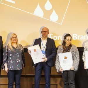 W konkursie przyznano także nagrody - redakcji, architektów oraz specjalną