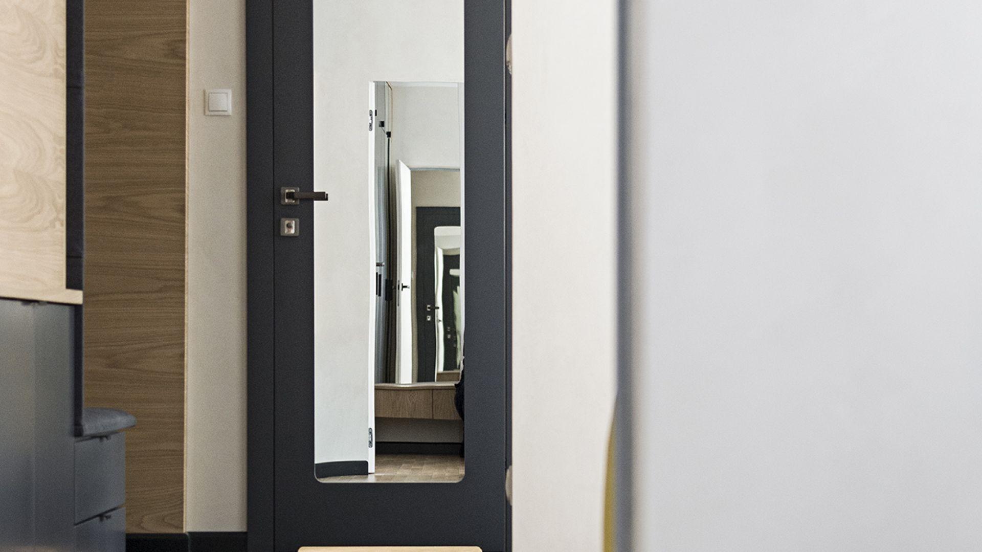 Przedpokój. Projekt: MMA Pracownia Architektury. Fot. Rafał Chojnacki