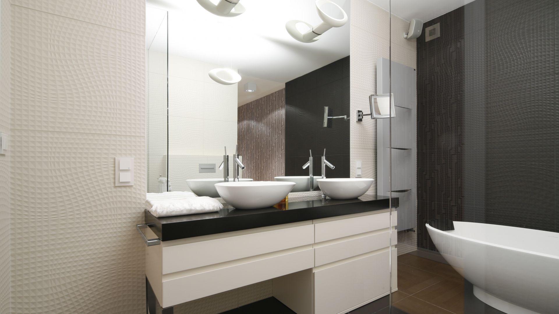 Duża łazienka Dobre Projekty Architektów
