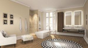 Któż nie chciałby poczuć się w łazience jak w luksusowym apartamencie hotelowym? Elegancka, szykowna aranżacja z dobrym designem i stylowymi dodatkami kusi obietnicą wyjątkowego relaksu.