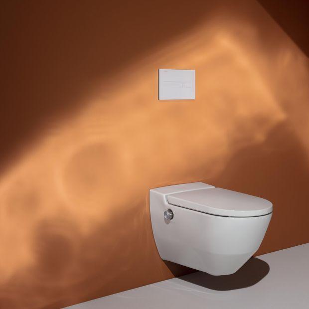 Toaleta myjąca - nowy model na rynku