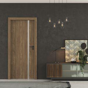 Klasyczne kolory drewna ozdobią wnętrza. Fot. Porta Drzwi