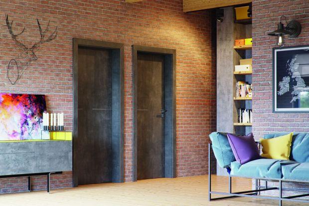 Modne drzwi do wnętrz -  efektowne dopełnienie aranżacji