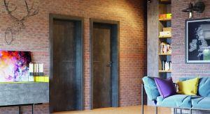 Ważnym elementem wykończenia wnętrz są drzwi, które w ciekawy sposób dopełnią aranżację.