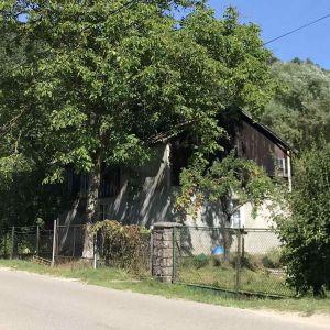 Działka w Rumi koło Gdyni. Fot. Anna Maria Sokołowska