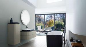 Nowa seria wyposażenia łazienkowego pozwala na indywidualne skomponowanie eleganckich, wyrazistych aranżacji w ciemniejszych lub jaśniejszych barwach.