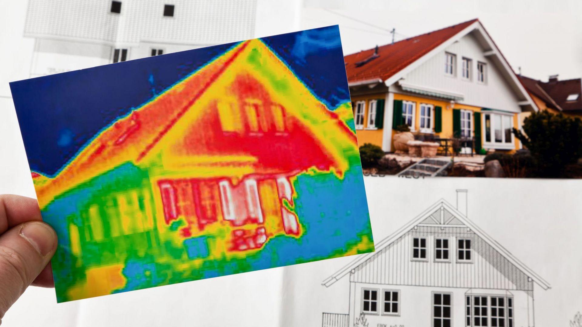 Termomodernizacja to dobry sposób, aby zaoszczędzić na ogrzewaniu domu. Fot. Isover