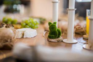 Różne odcienie zieleni oraz ożywcze kolory owoców dodadzą energii przede wszystkim wnętrzom urządzonym w minimalistycznym stylu. Fot. KODO